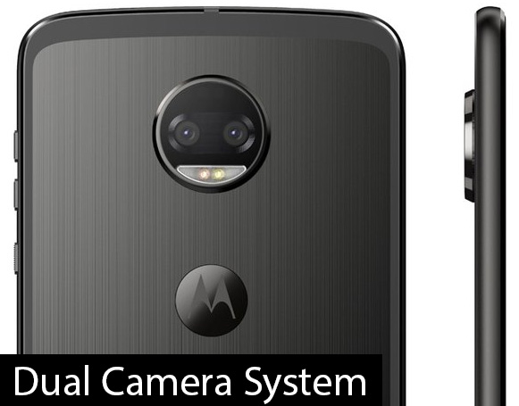 Moto Z2 Force dual-camera